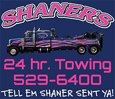 truck towing sherman il